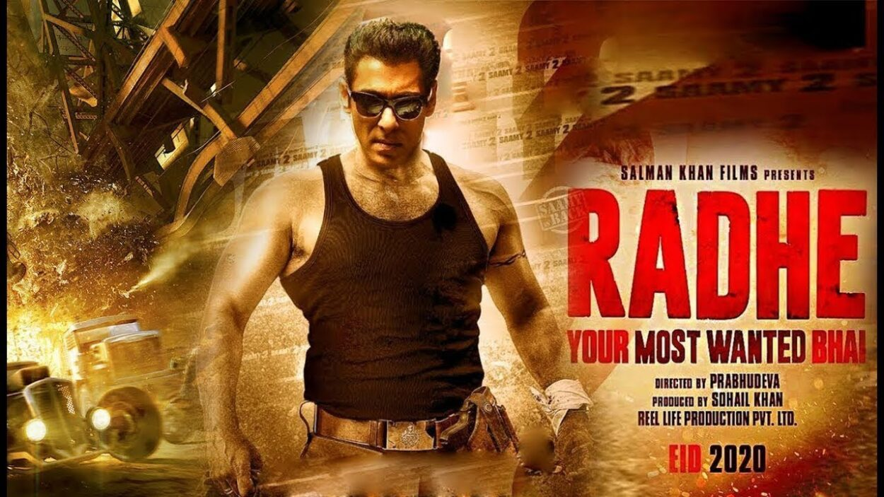 Radhe Full Movie Download - Your Most Wanted Bhai Best Quality Full HD Movie Online 2021