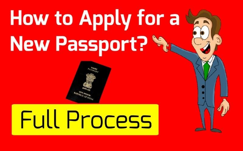 How to apply for new Passport in India 2021 Rules and Regulation to Apply new Passport? Documents required to apply a new passport apply for fresh Passport from India 2021