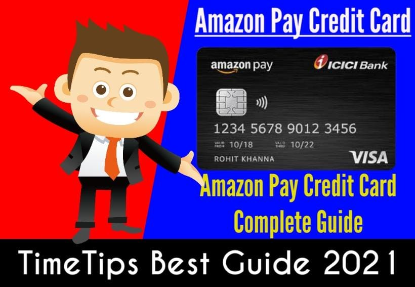 Apply for Amazon Credit Card in India 2021