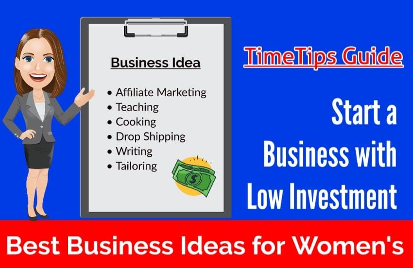 Side Business Ideas for ladies, Business for ladies with Low Investment