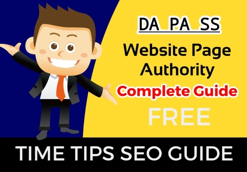 Increase Website page Authority Website SEO is Important to your website authority. Get the 10 Best Guide to Increase Website Page Authority with DA, PA, TB, QB, PQ, MT & MR in 2021 with the full definition