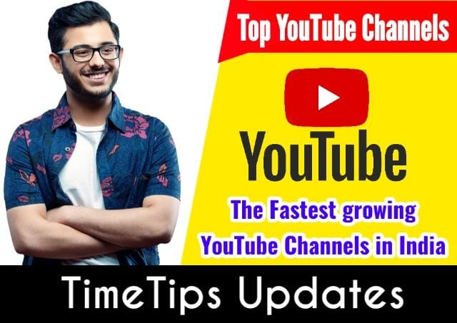 Top Fastest Growing YouTube Channels in India