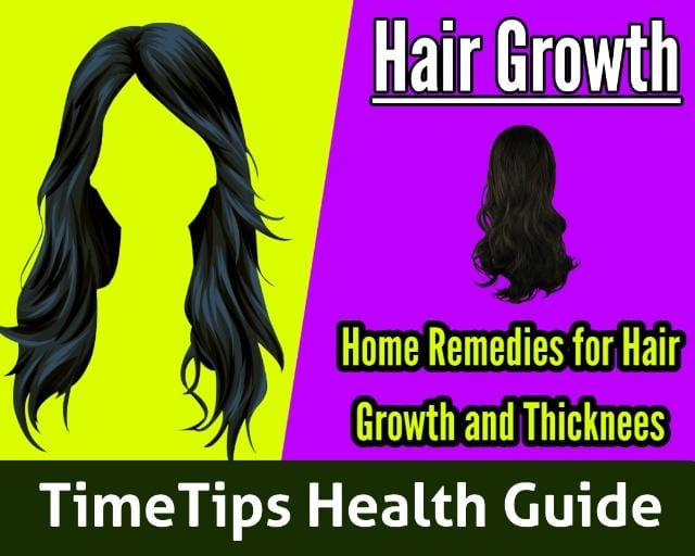 Home Remedies for Hair Growth 2021