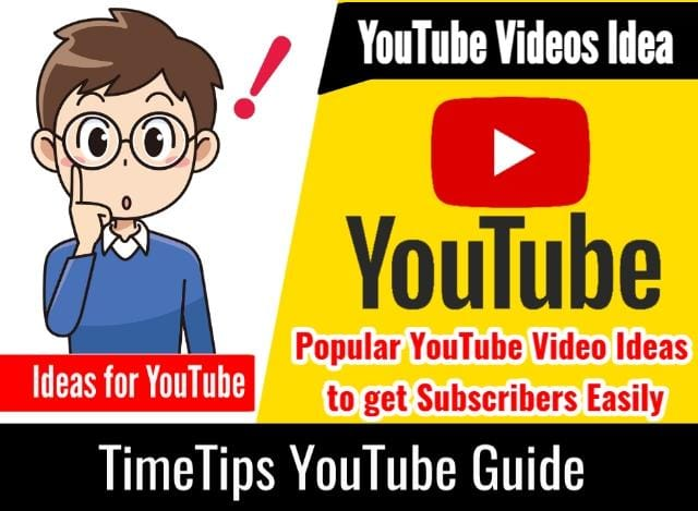 YouTube Video Ideas to get Subscribers for Beginners