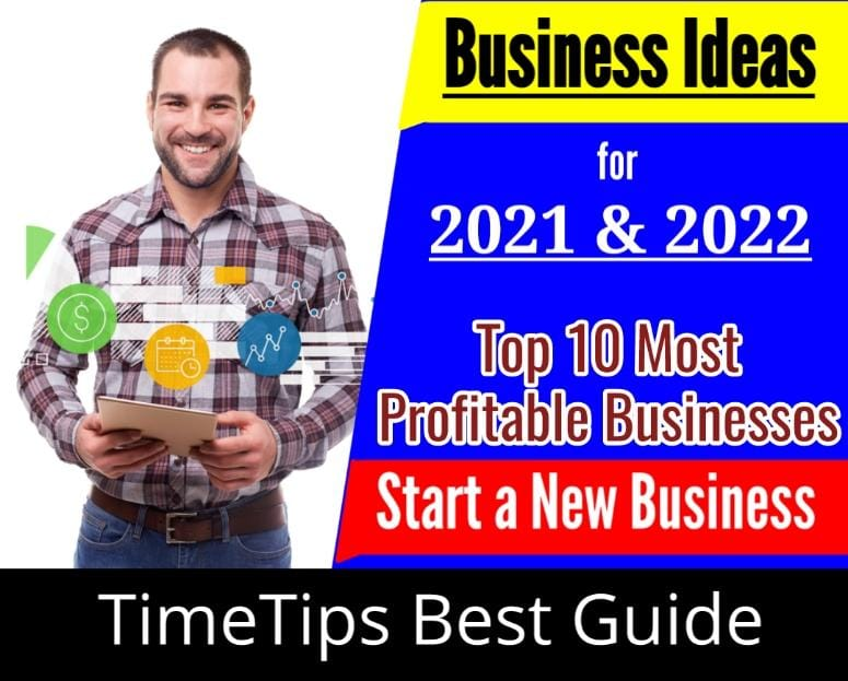 Top 10 Most Successful Profitable Businesses to Start | The Most Profitable Small Businesses